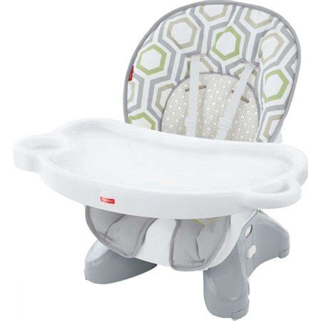 high chair space saver fisher price spacesaver adjustable high chair geo meadow