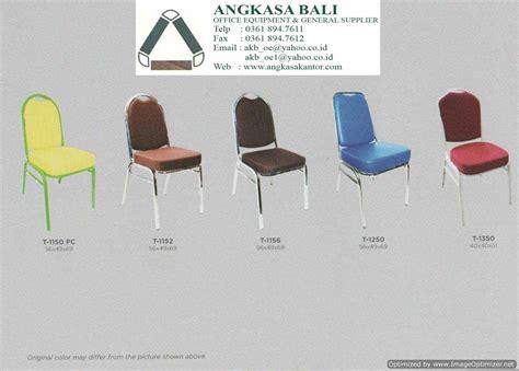 Kursi Kantor Merek Tiger angkasa bali furniture distributor alat kantor jual kursi