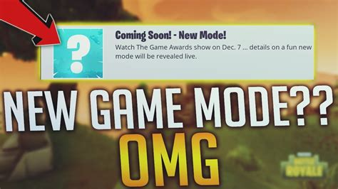 fortnite new mode fortnite new mode update fortnite battle royale