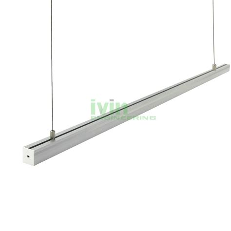 Led Linear Light Bar Ad 2325 Led Hanging Linear Light Kit Led Suspended Light Bar