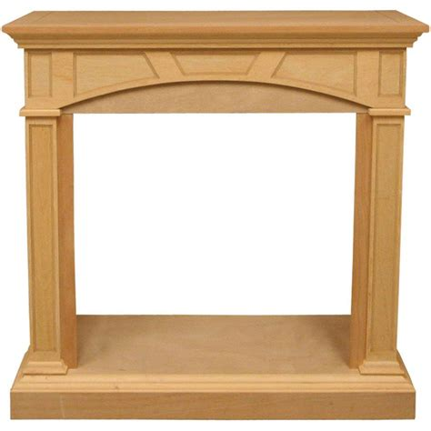 Home Depot Fireplace Mantel And Surround by Procom Fbd32rt