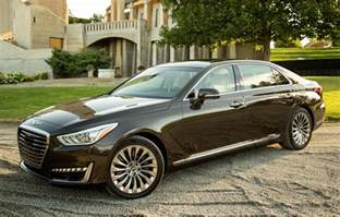 new fancy cars 2017 genesis g90 priced from 68 100