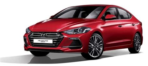Hyundai Avante Sport 2020 by 2019 Hyundai Avante Sport Release Date Redesign Price