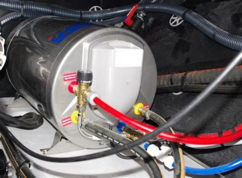 boat hot water heater will my old hot water heater hoses work with a new heater