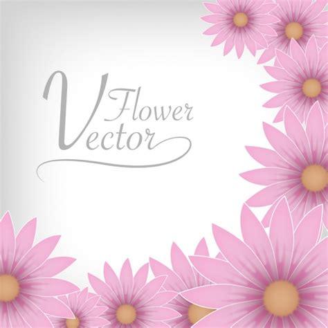 fiori per sfondo fiori rosa sfondo scaricare vettori gratis