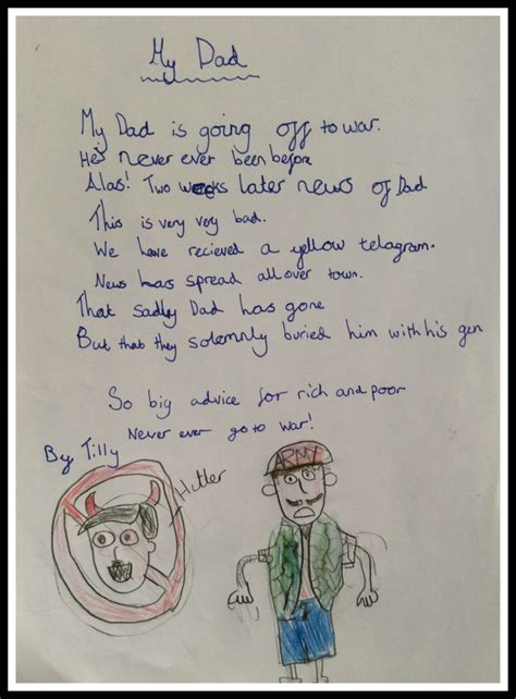 woodbury salterton    primary school world war  poems