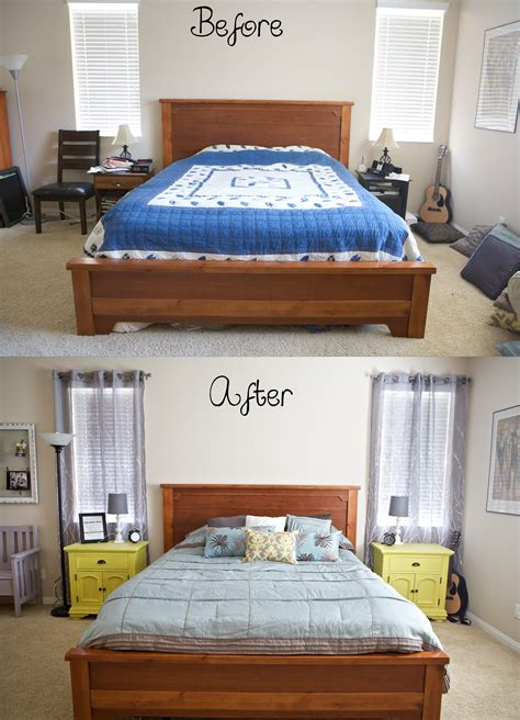 bedroom makeovers on a budget emmy one day at a time master bedroom makeover on a