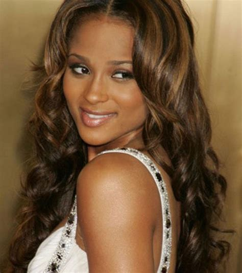weave hairstyles for black pictures of wavy curly weave hairstyles for black
