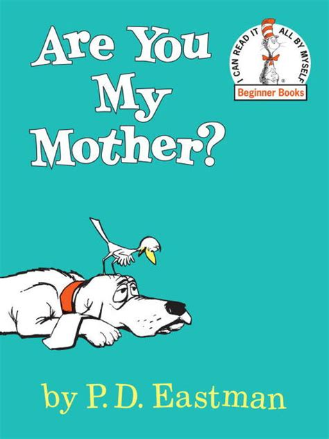 are you my mother click this cover for a n ebook sle of are you my mother