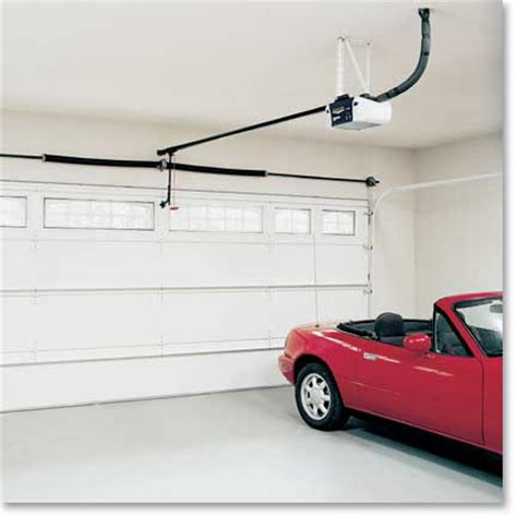Automatic Garage Door Installation by How To Install Automatic Garage Door Opener Large And