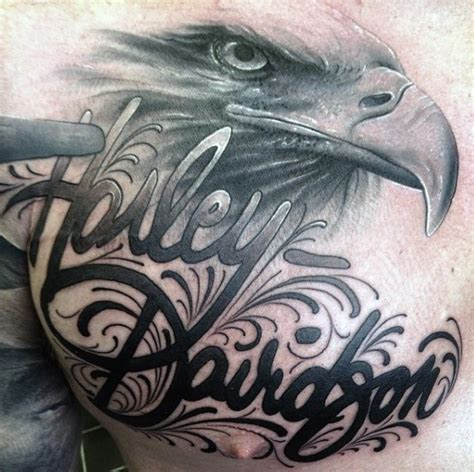 eagle tattoo hd collection of 25 harley davidson eagle tattoo