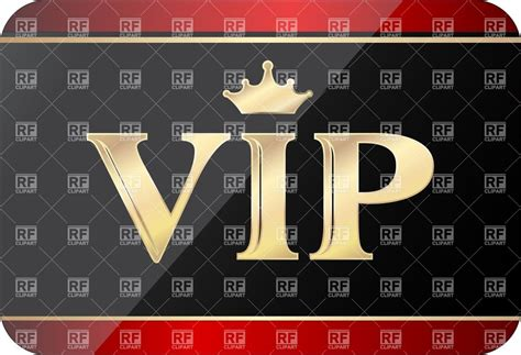 Vip Gift Card - golden vip gift card 24731 calendars layouts download royalty free vector clip art