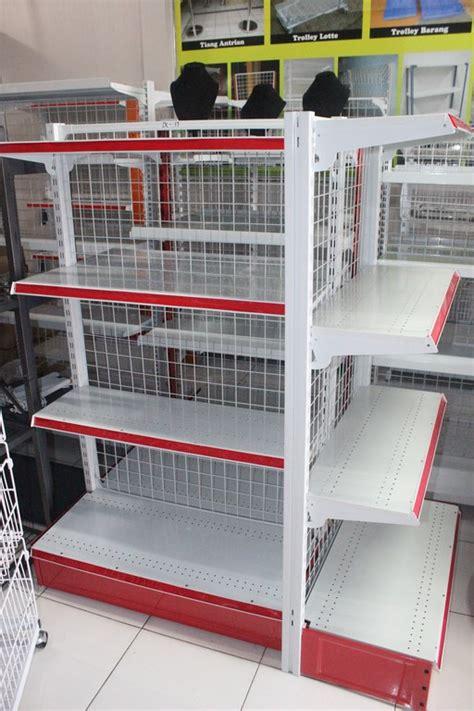 Rak Minimarket Termurah rak import termurah di semarang scanner barcode mesin kasir printer kasir komputer kasir