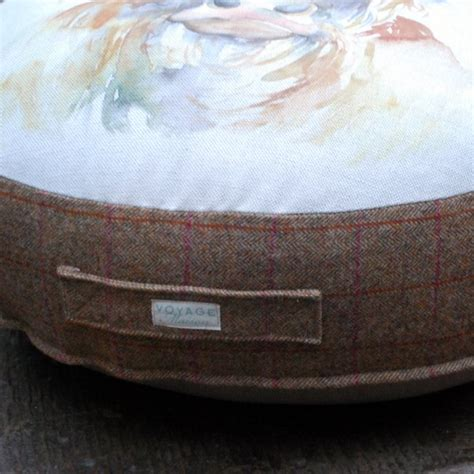 highland cow bean bag voyage maison highland cow floor cushion footstools