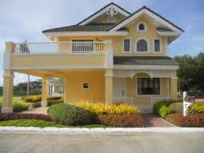 model home design lladro model house of savannah crest iloilo by camella