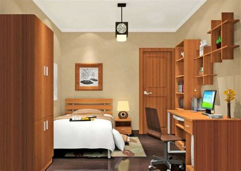 Simple Interior Design For Bedroom by Altech Projects