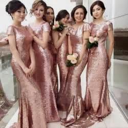 rose gold bridesmaid dress naf dresses