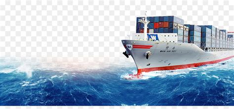 cargo ship freight transport freight forwarding agency sea transport ship png 975