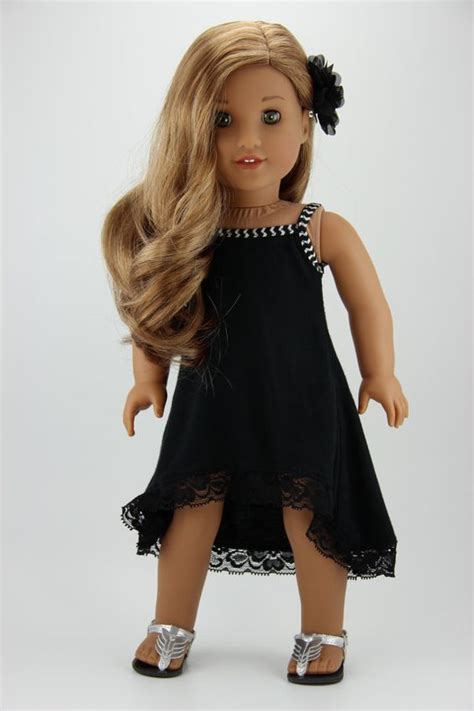 black doll pictures american doll clothes black 2 high low