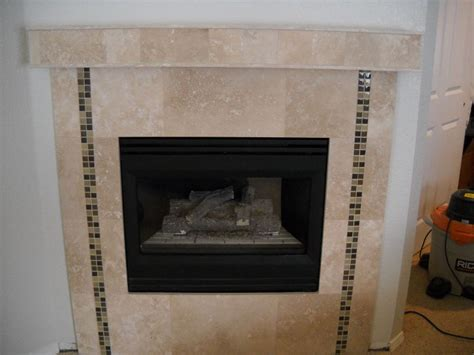 tiled fireplace surrounds tile fireplace surround construction picture post