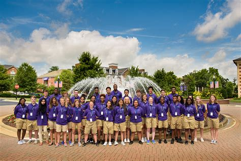 welcome to ncas 2017 ncas 2017 high point university hppd and hpu welcome teens to youth leadership academy