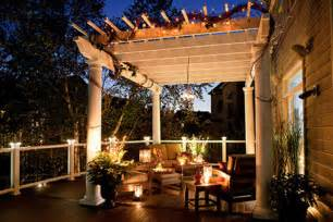 pergola beleuchtung let there be light pergola lighting and design ideas