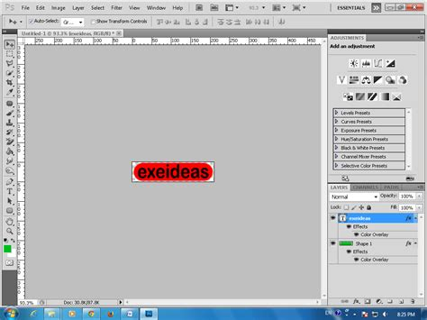adobe photoshop animation tutorial simple tutorial to make a gif animated banner in adobe