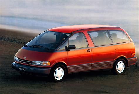 toyota america toyota previa america 1990 2000