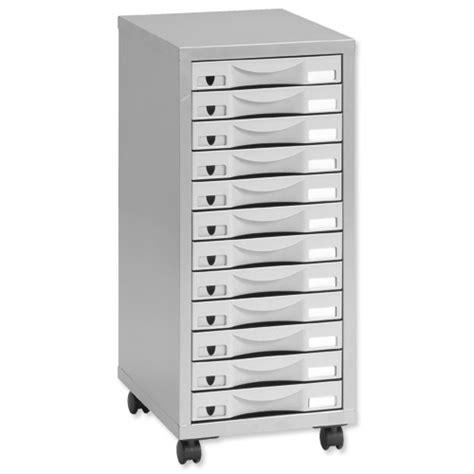 henry multi drawer storage cabinet steel 12 drawers