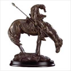 End Of Trail Home Decor by The End Of The Trail Statue Wholesale At Koehler Home Decor
