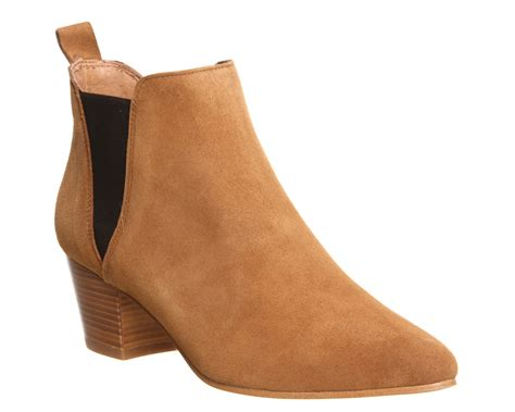 Office Boots For 5 by Office Coolcat Almond Toe Chelsea Boots Suede Ankle