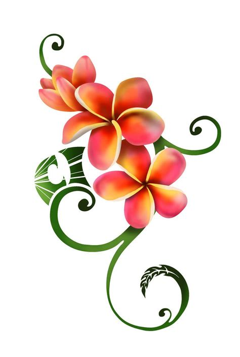 frangipani tattoos designs free plumeria drawings plumeria by coyotehills