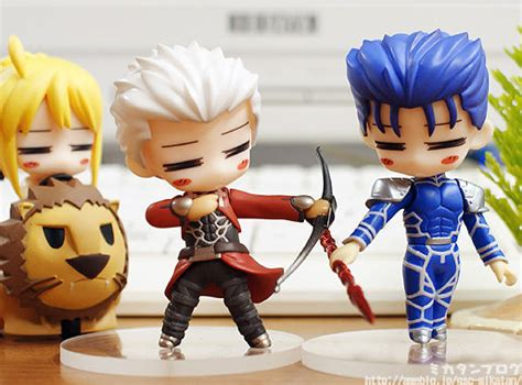 Set Parts3 Pistol Nendoroid nendoroid fate stay extension set part 2