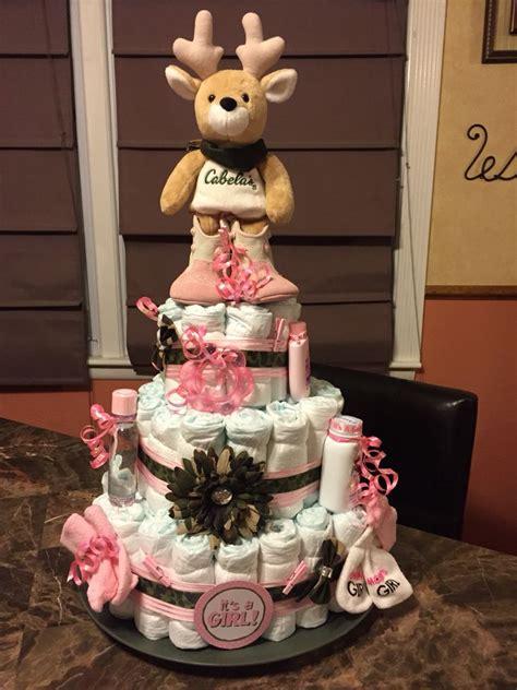 ideas  camo diaper cake  pinterest baby