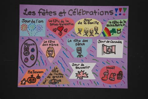 holidays and celebrations four holidays and celebrations mrs harkonen s french