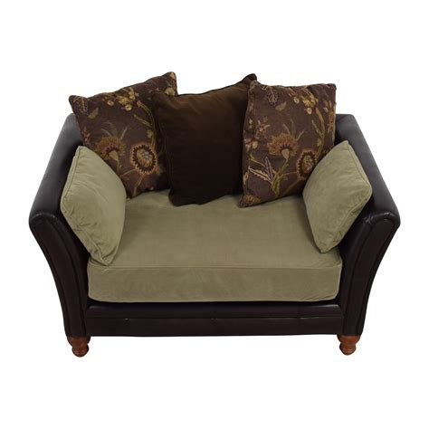 cushions for brown couch raymond and flanigan sofas second hand