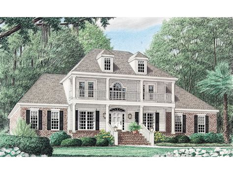 Plantation Home Plans Birkelle Plantation Home Plan 025d 0052 House Plans