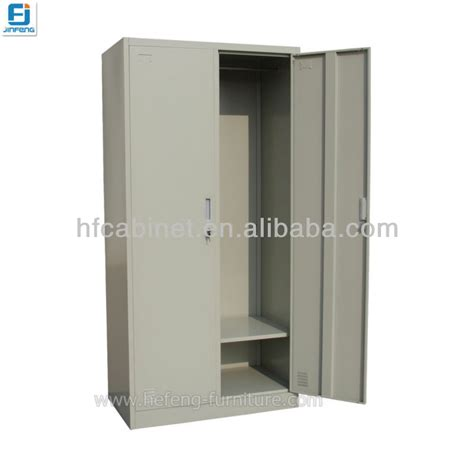 Metal Wardrobes by 2 Door Metal Wardrobe Locker Buy Metal Wardrobe Locker