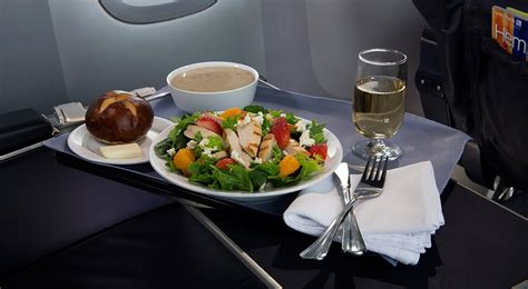 united airlines service cutbacks united airlines slashes domestic class meal service live and let s fly