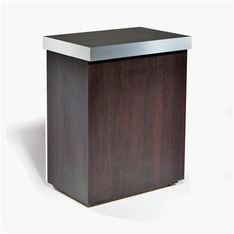 Rem Helix Reception Desk Straight Section Direct Salon Small Reception Desks