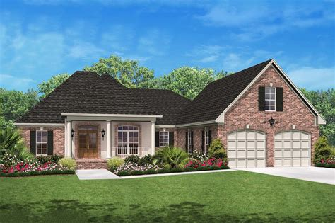 french house plans 2000 square feet european style house plan 3 beds 2 50 baths 2000 sq ft