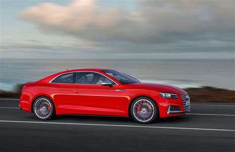 V8 Audi by 2017 Audi Rs 5 To Use Turbo V6 More Power Than V8