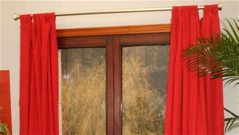barra doble cortina colocar barra de cortina doble bricoman 237 a
