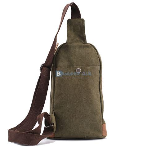 Canvas Sling Bag canvas sling bags for single backpacks bag