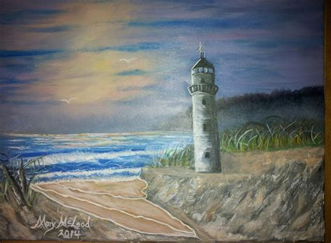 bob ross painting lighthouse pin by fati r on happy trees bob ross