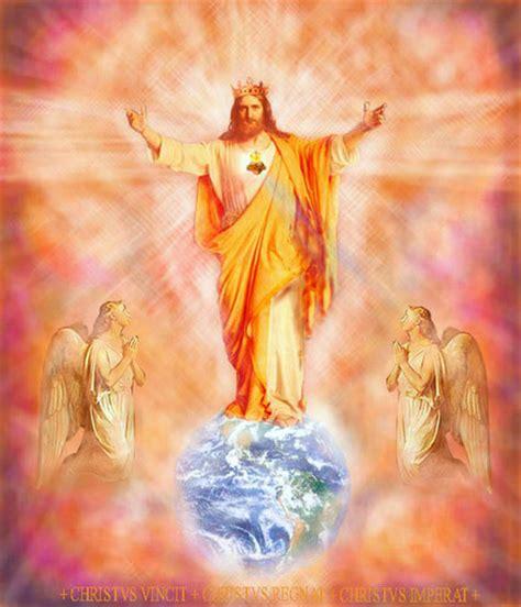 imagenes de jesus rey del universo cristomania nuestro se 209 or jesucristo rey del