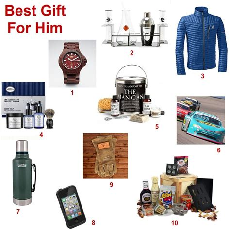 top 10 best gifts for him 2012 giftee awards