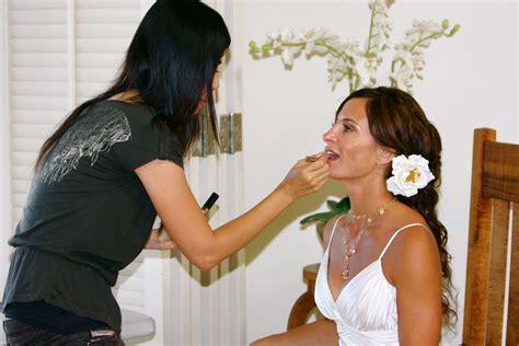 Wedding Hair And Makeup Oahu by Hawaii Wedding Makeup Hair Styling Bridal Hawaii