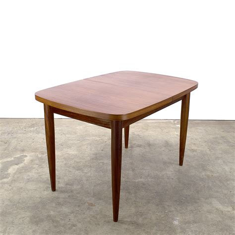 extendable teak dining table 60 s teak farstrup extendable dining table barbmama