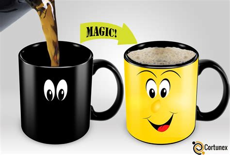 diy color changing mugs make magic mugs for gifts cortunex